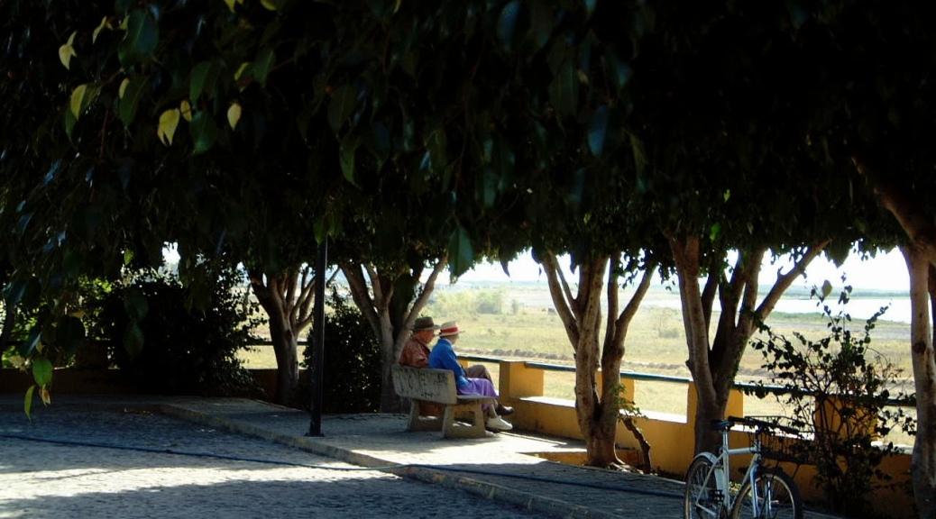 Couple at Lake Chapala